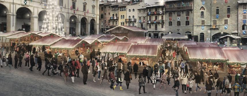 I mercatini di arezzo una gita fuori porta umbria for mummy for Arezzo mercatino