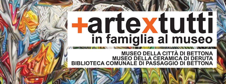 + Arte x Tutti