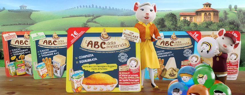 ABC DOLCE DELLA MERENDA