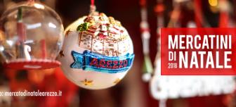 Natale 2018 ad Arezzo