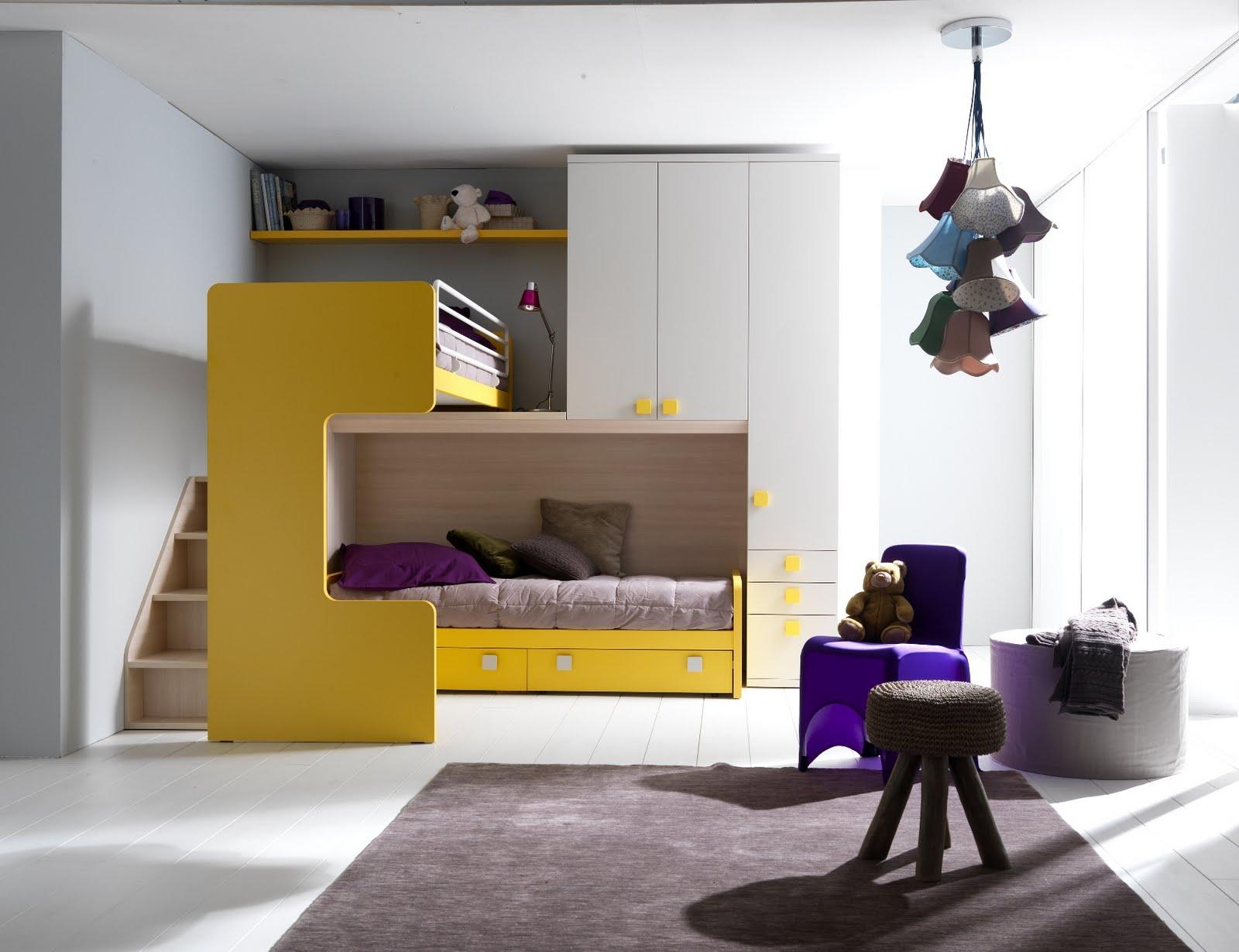 Un piccolo spazio per due umbria for mummy - Idee soppalco camera da letto ...