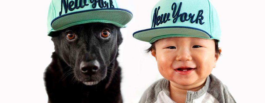 bimbi e cani