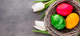 caccia all'uovo