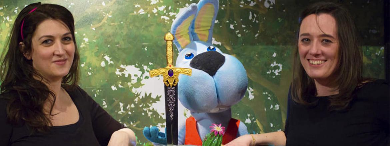 Il coniglio cilindro