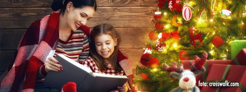 Un libro sotto l'albero