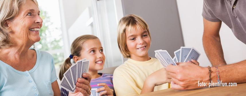 Giochi di carte per bambini