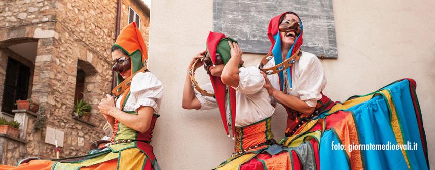 Feste e sagre in Umbria