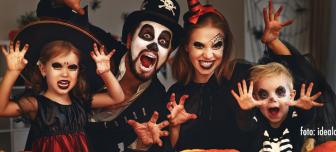 feste di Halloween in Umbria
